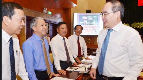 Ho Chi Minh city makes efforts to fulfil year's targets