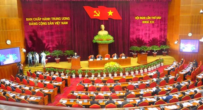 Sixth PCC meeting opens