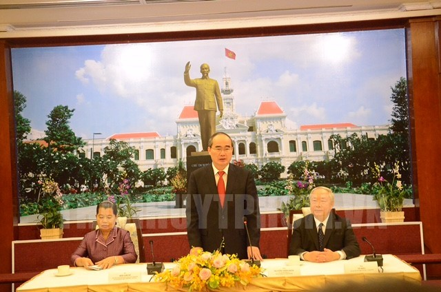 Ho Chi Minh city increases cooperation with Cambodia