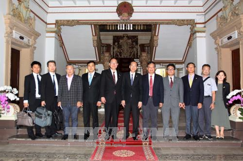 Ho Chi Minh city and Japanese prefecture increase cooperation