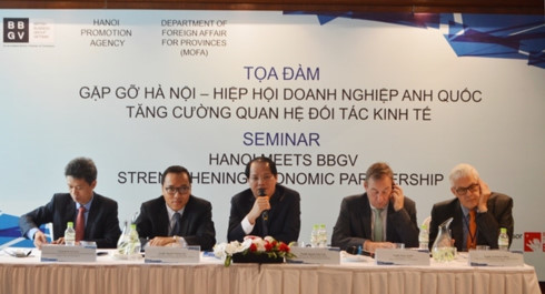 Hanoi works to attract more investment