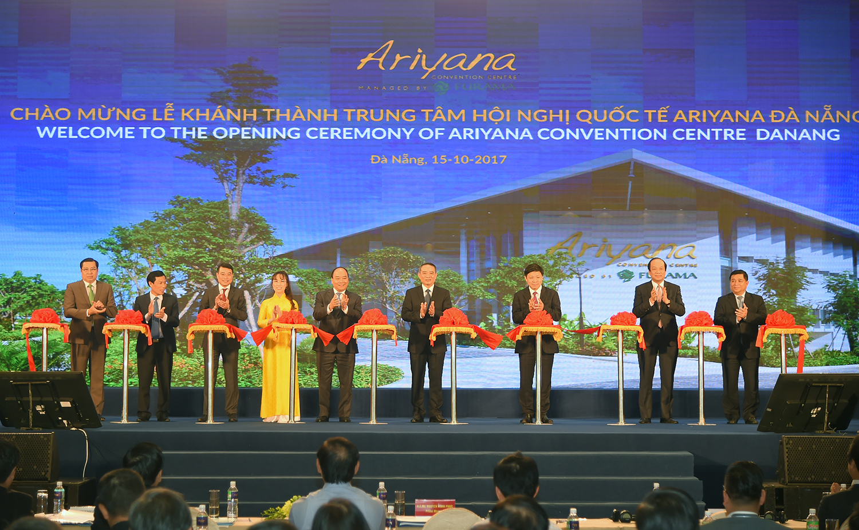 Ariyana Convention Centre inaugurated