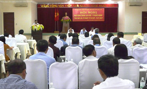 Dak Lak province mobilizes over VND44 billion to support poor