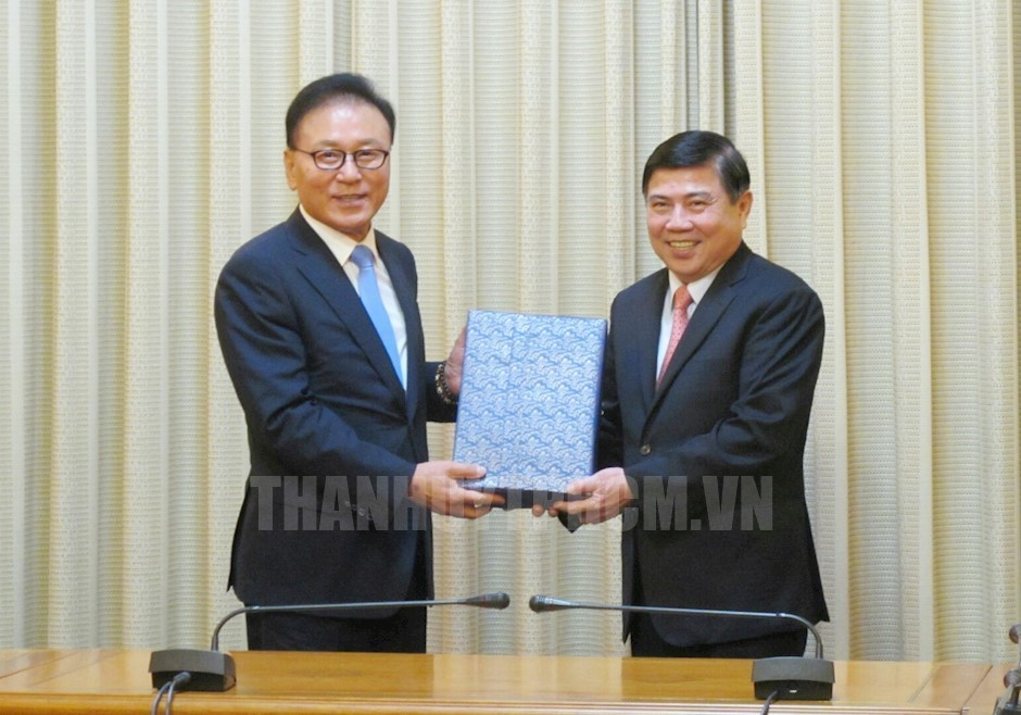 RoK investment wave to pour into Ho Chi Minh city