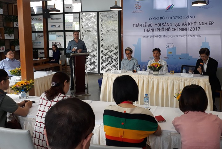 Innovation week to be held in Ho Chi Minh city
