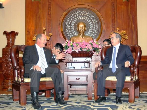 Ho Chi Minh city hopes for US support for start-up