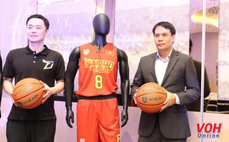 Saigon Heat represents Vietnam at ASEAN Basketball League 2017-2018 season