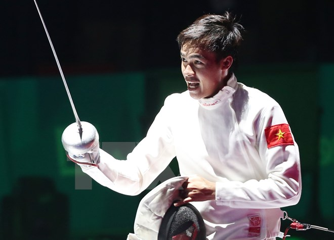 6th Asian U23 fencing champs opens in Hanoi
