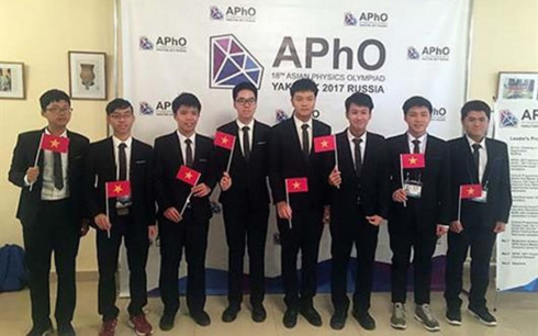 19th Asian Physics Olympiad to take place in Vietnam