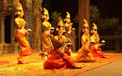 Cambodia cultural week in Vietnam