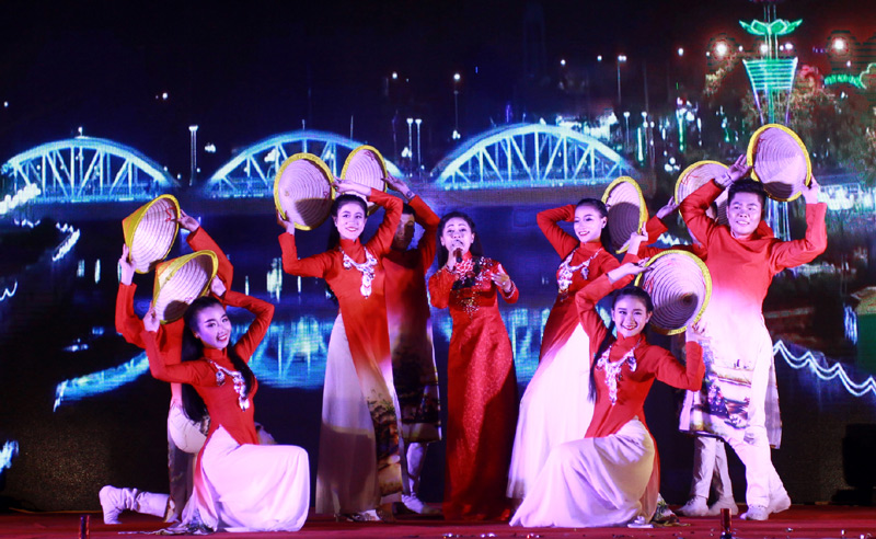 Experiencing Tay Ninh cultural activities in Hanoi
