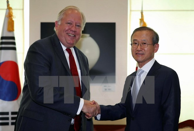 US, RoK to hold bilateral talk