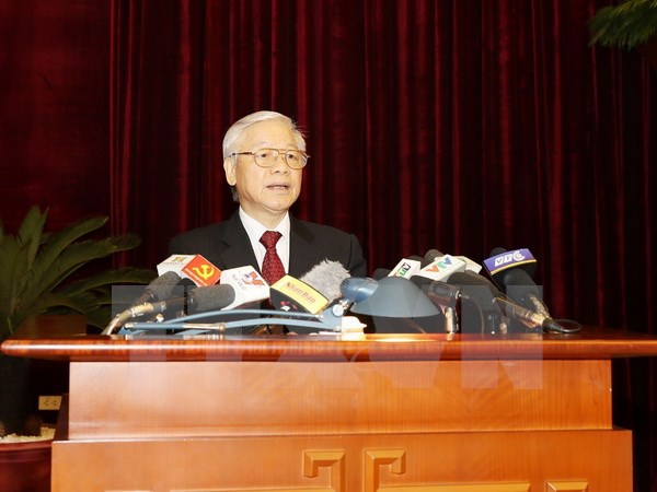 Party Central Committee to discuss many important issues