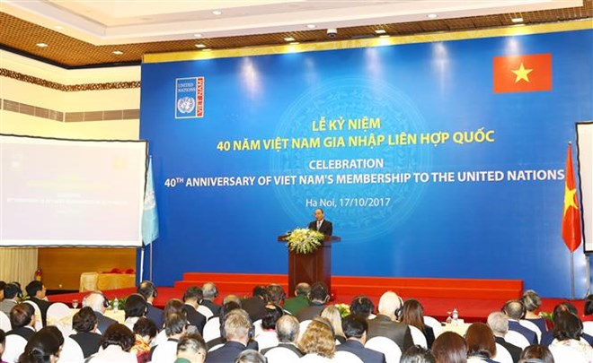 PM affirms Vietnam's foreign policy of stronger cooperation with UN