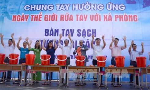 Meeting marks World Handwashing Day