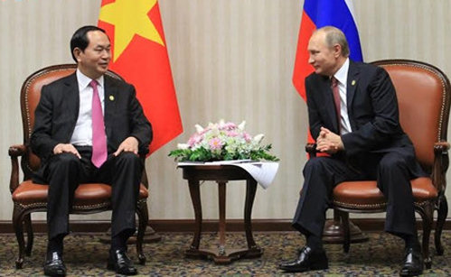 Russian President Putin to attend APEC Summit in Vietnam