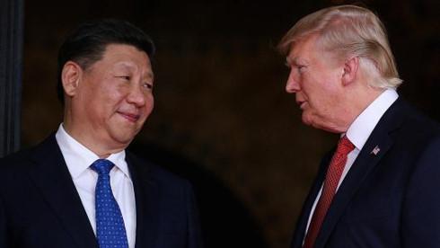 President Trump congratulates China's Xi Jinping after CPC Congress