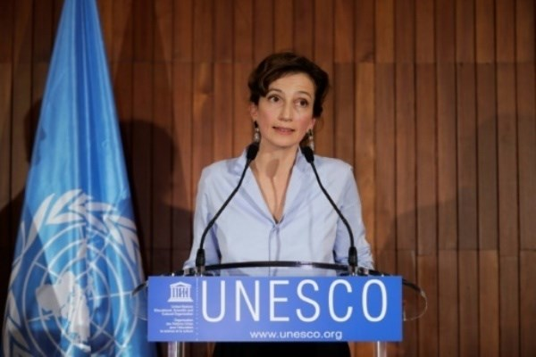 Audrey Azoulay elected Director General of UNESCO