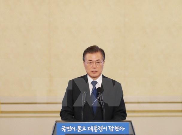 RoK President names SMEs and start-ups Minister