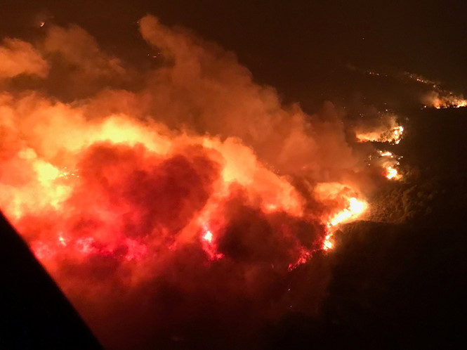 21 killed due to wildfires in California