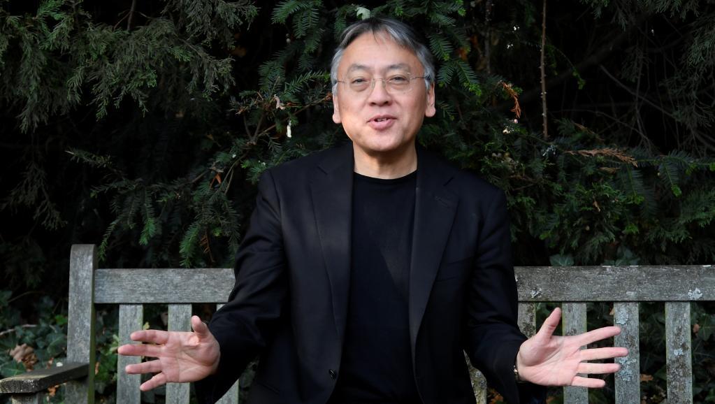 Kazuo Ishiguro wins 2017 Nobel Prize in literature