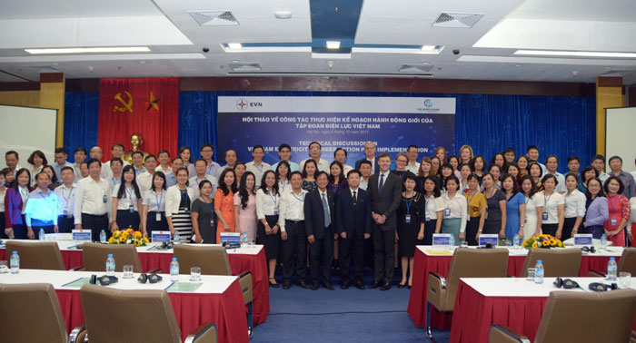 EVN, WB promote gender equality and career advancement for women
