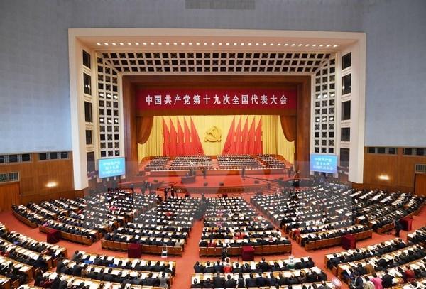 Vietnam congratulates China on 19th Party Congress