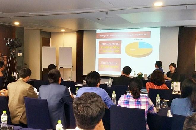 Top 50 IT firms of Vietnam earn over USD930 million in revenue