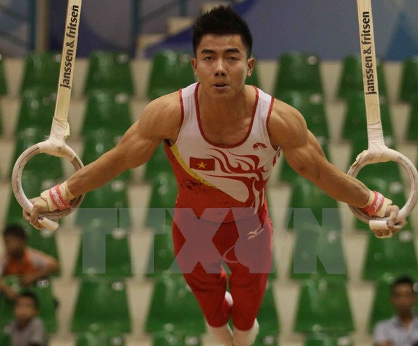 Skill of Vietnamese gymnast recognised by international federation