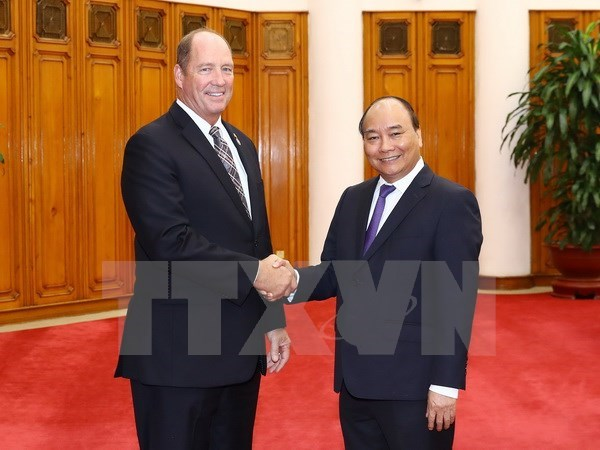 Prime Minister values US Congress's support to relations with Vietnam