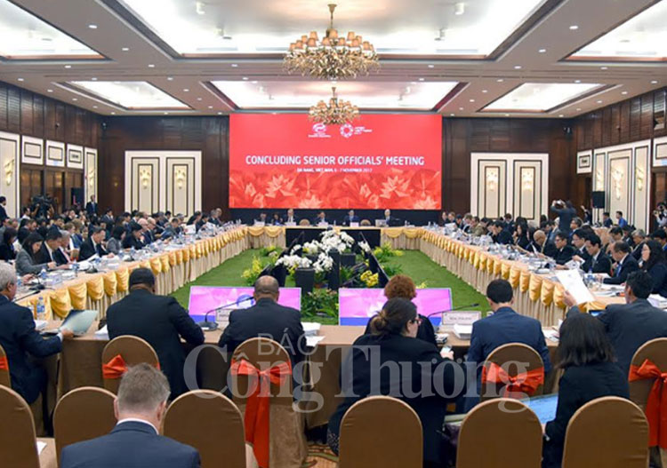 First day of APEC Economic Leaders' Week