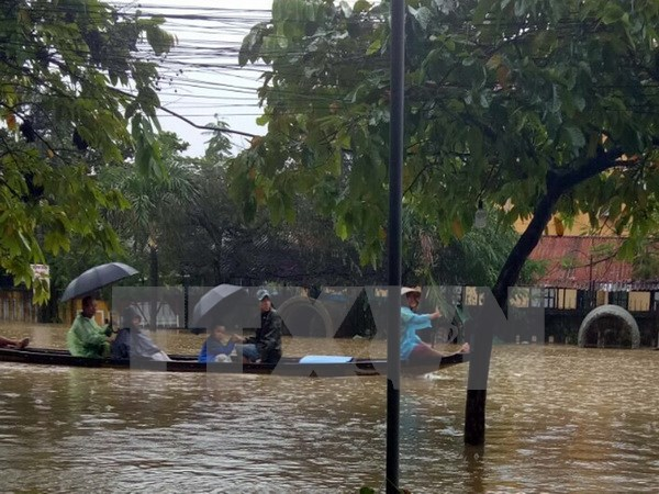 Russia assists Vietnam with USD5 million for addressing storm damage