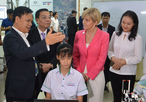 Australia assists Vietnam with USD10 million for innovation