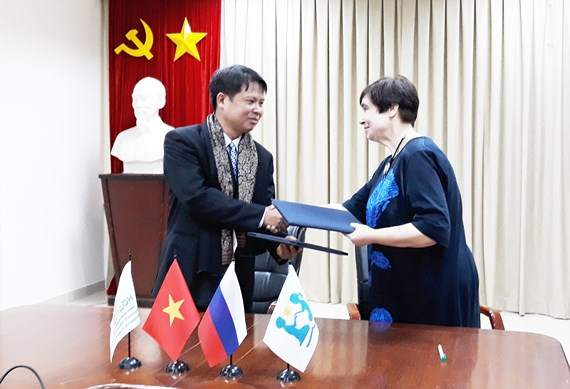 Vietnam, Russia cooperate in pediatrics cancer treatment