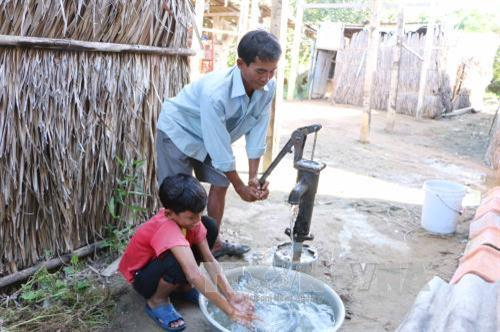 Tay Ninh province gives safe water assistance to nearly 16,000 rural families