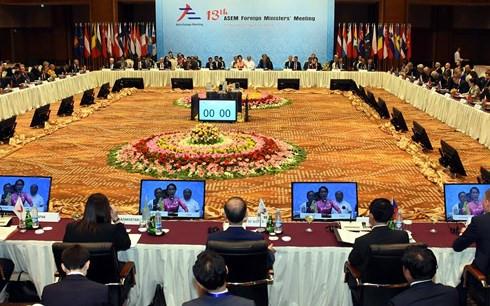 Vietnam backs international efforts to seek peaceful solutions