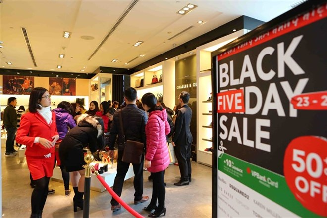Black Friday fever hits Vietnam