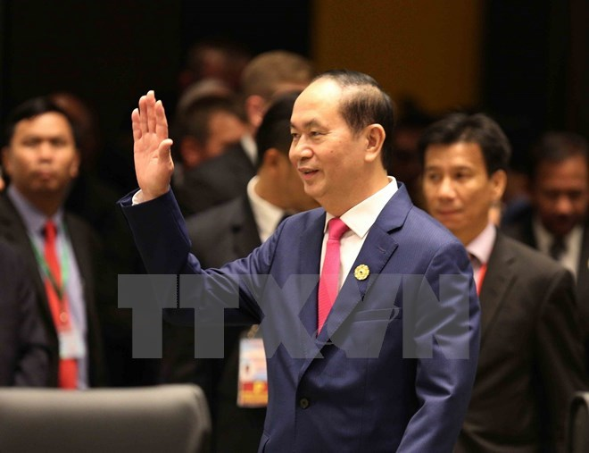 Vietnamese President stresses finding new drivers for growth