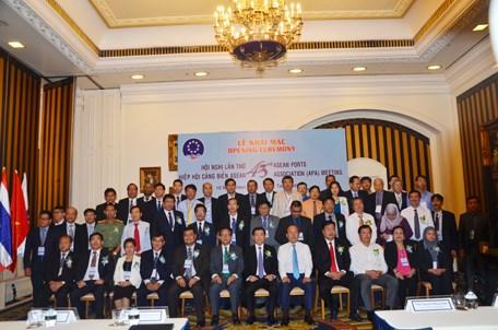 ASEAN Port Association meets in Ba Ria-Vung Tau