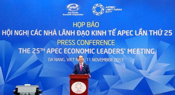 APEC Vietnam 2017 ends, welcoming Da Nang Declaration