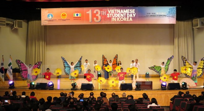 13th Vietnamese Student Festival held in RoK