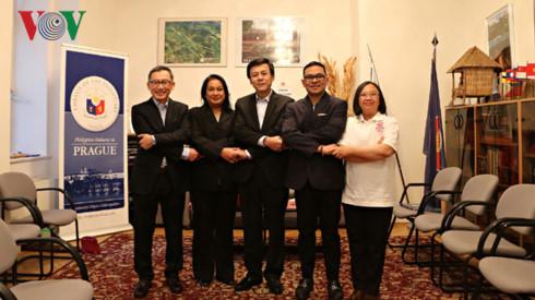 ASEAN Family Day 2017 held in Czech Republic