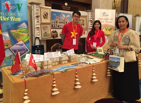 Vietnam joins charity fair in Turkey