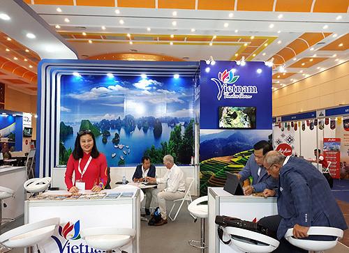 Vietnam promotes tourism at Cambodia fair