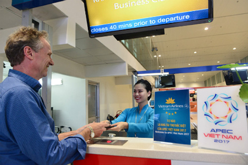 Vietnam Airlines ready to serve APEC 2017