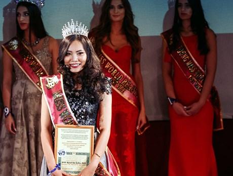 OV student wins Miss World Beauty Eurasia 2017