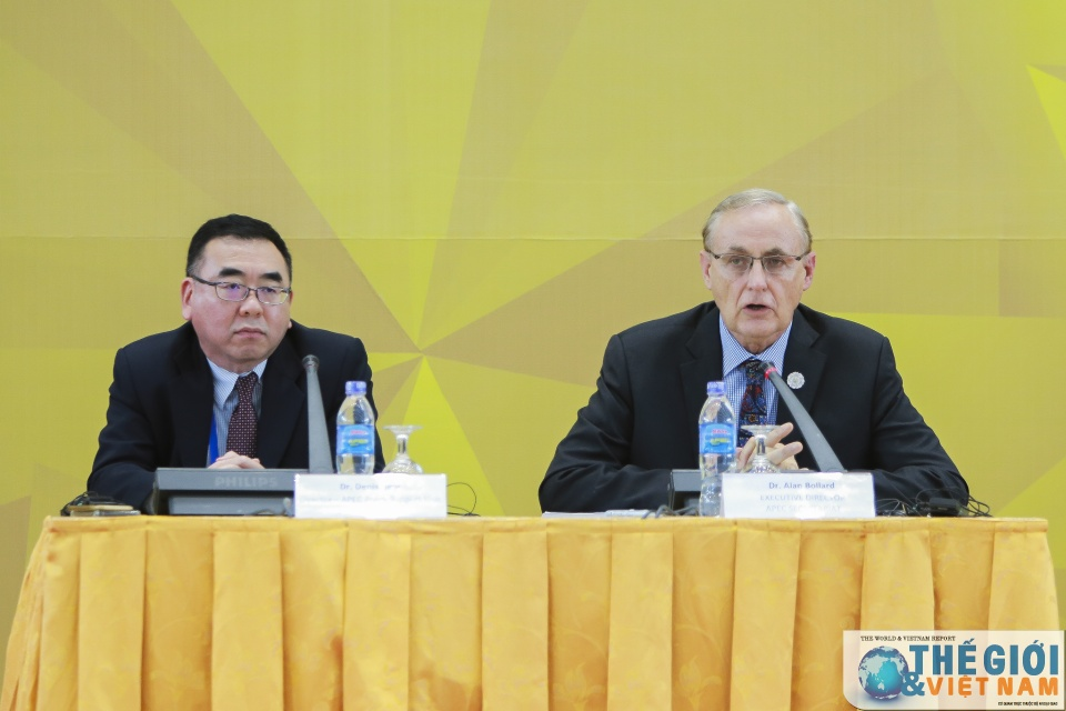 Papua New Guinea learns about Vietnam's experience on APEC 2017 organization