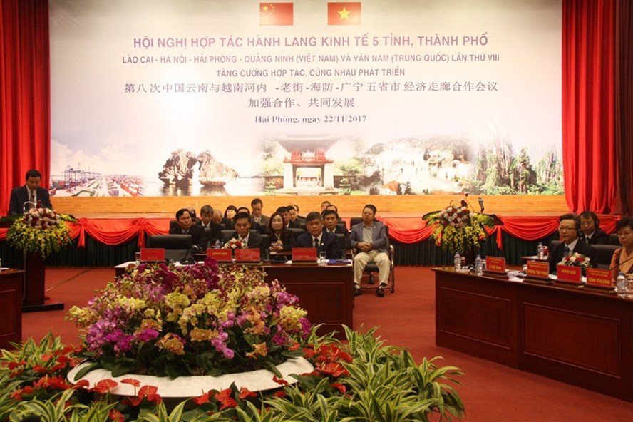 Economic corridor cooperation between Vietnam and China promoted