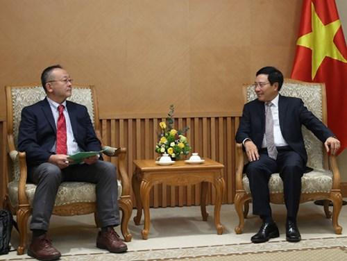 Vietnam receives Int'l Trade Union Confederation – Asia Pacific's Statement
