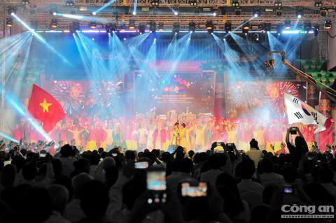 Ho Chi Minh city - Gyeongju World Cultural Festival 2017 opens
